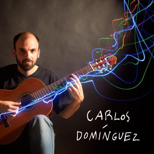 Diseño web estratégico para Carlos Domínguez Music