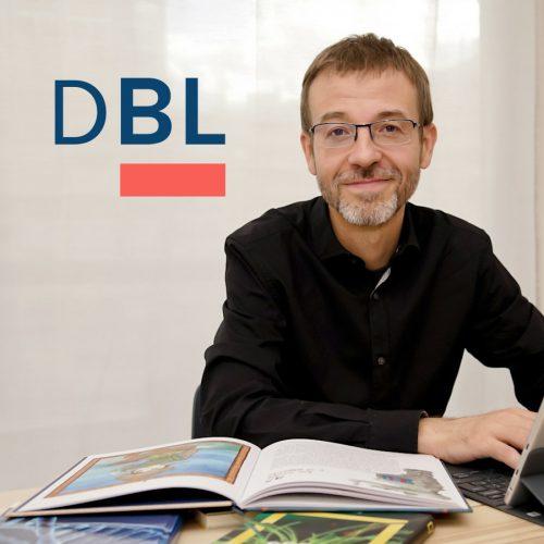 Diseño web para David Blanco Laserna, escritor y divulgador científico