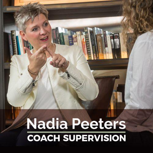 Diseño web para Nadia Peeters, Coach Supervisor