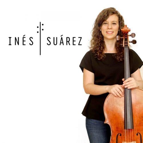Diseño web para Inés Suárez, profesora de violonchelo