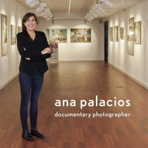 Diseño web para Ana Palacios, fotógrafa documental