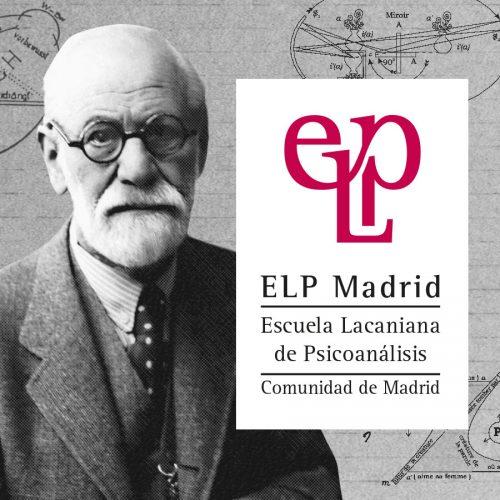 Diseño web para ELP Madrid, Escuela Lacaniana de Psicoanálisis